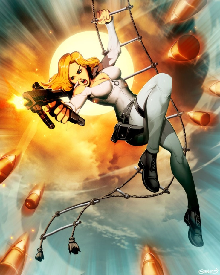 sharon carter (agent 13)