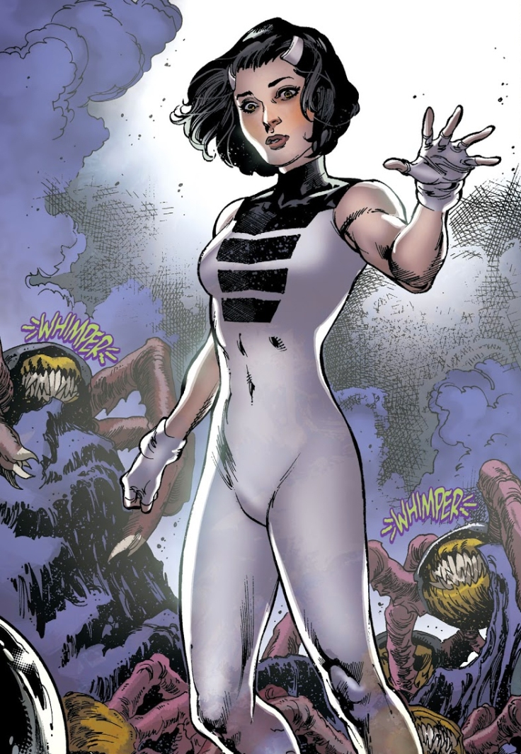 Tinya Wazzo (Phantom Girl)