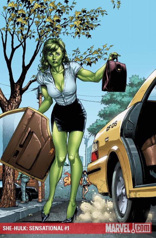 jennifer walters (miss hulk)