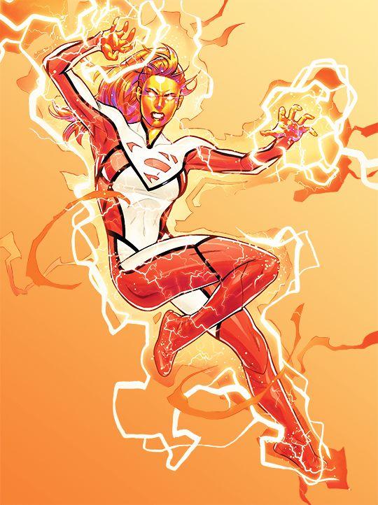 lana lang (superwoman)