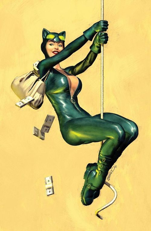 Selina Kyle (Catwoman)