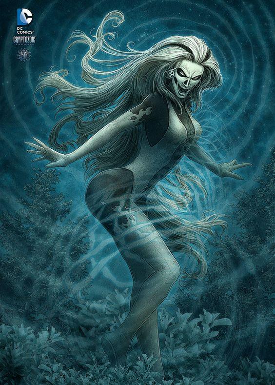 Siobhan McDougal (silver banshee)