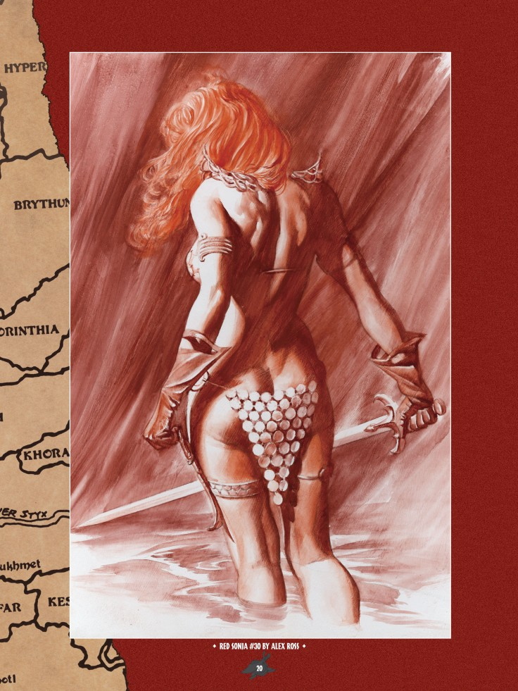 The Art of Red Sonja-020