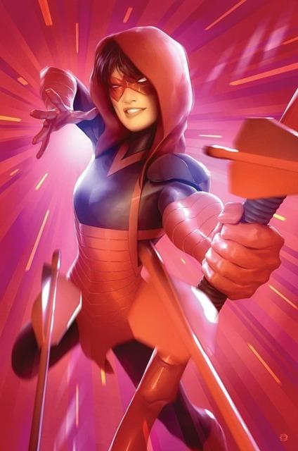 Emiko Queen (red shadow)