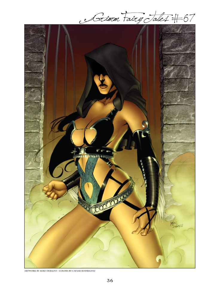 Grimm Fairy Tales Cover Art Book v02-036