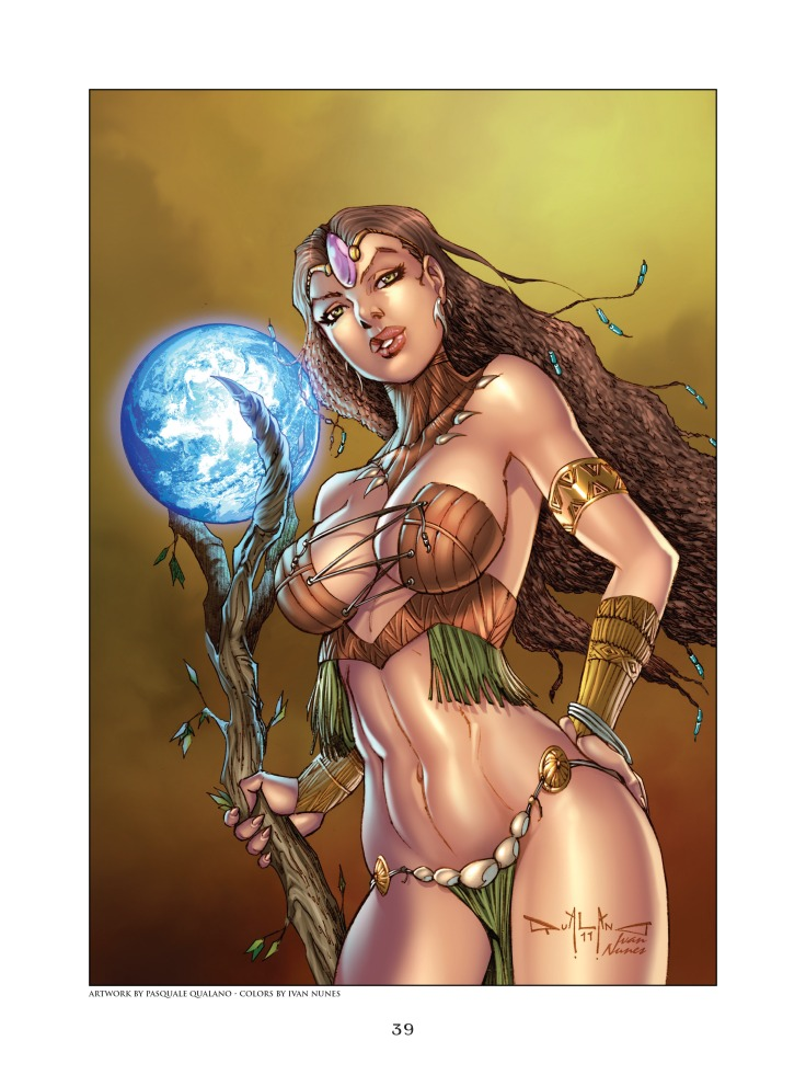 Grimm Fairy Tales Cover Art Book v02-039