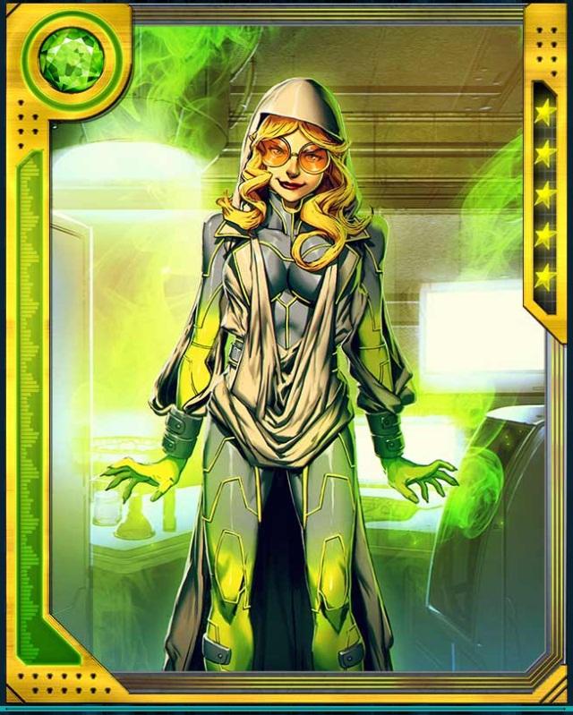 June Covington (toxic doxie)