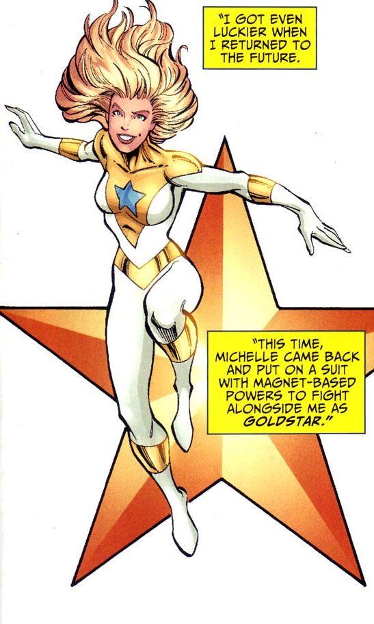 Michelle Carter (goldstar)