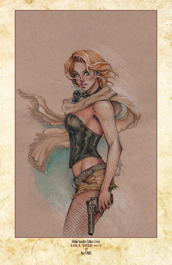 The Art of Lola XOXO Vol. 01-028
