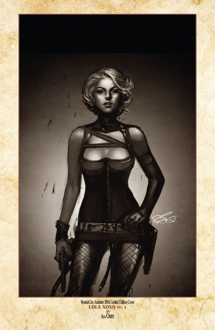 The Art of Lola XOXO Vol. 01-029