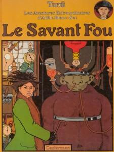 Adele_Blan-sec_T3_Le_savant_fou_Couv