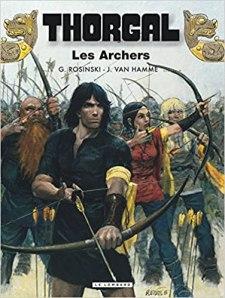 Thorgal-T9_Les_Archers_Couv