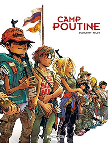 camp poutine broché