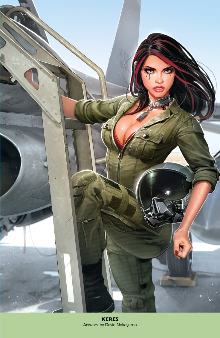 Grimm Fairy Tales 2019 Armed Forces Edition 001-012