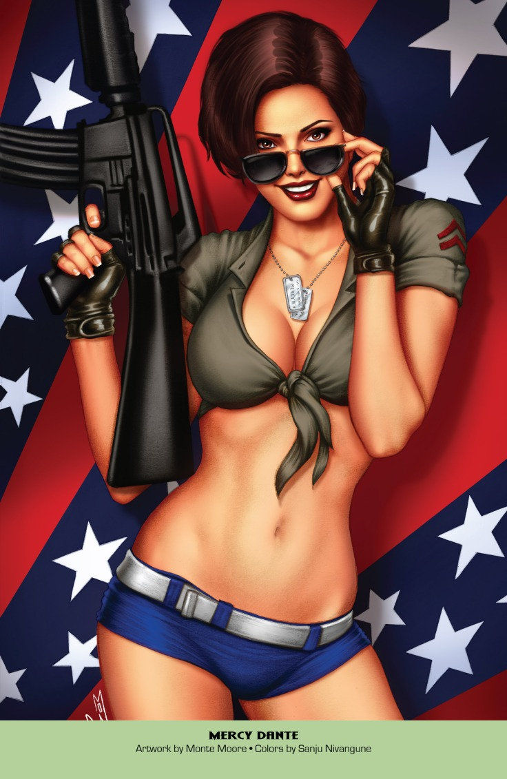 Grimm Fairy Tales 2019 Armed Forces Edition 001-038