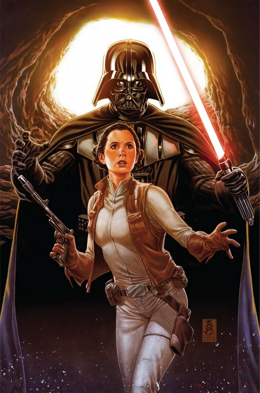 Star Wars mark brooks