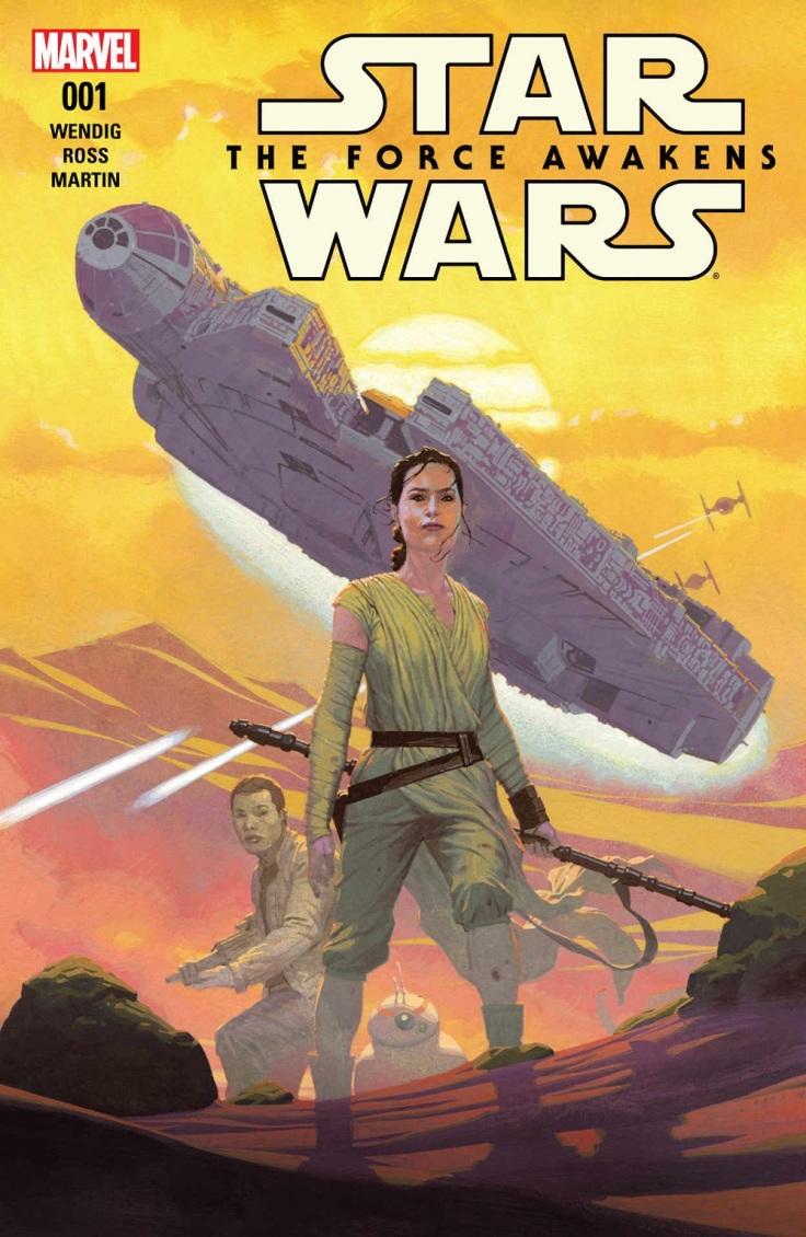 Star Wars - the force awaken