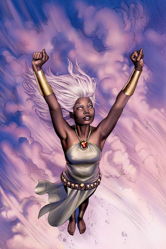 STORM by mike mayhew