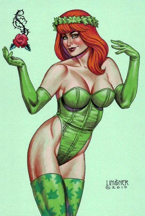poison ivy linsner