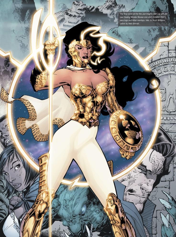 DC Comics - The Art of Jim Lee v01-117