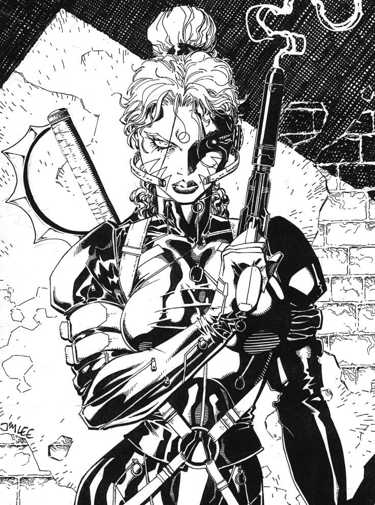 DC Comics - The Art of Jim Lee v01-141