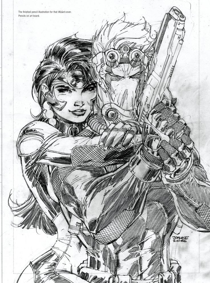 DC Comics - The Art of Jim Lee v01-149