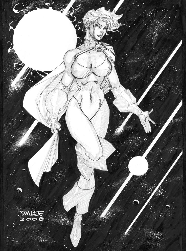 DC Comics - The Art of Jim Lee v01-232