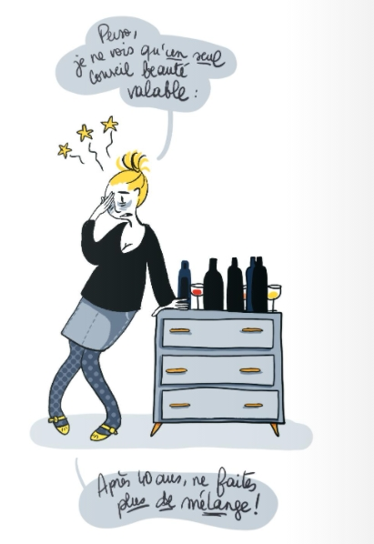 La lose_Mademoiselle Caroline_Delcourt_carnets d aventures ordinaires_scan 1