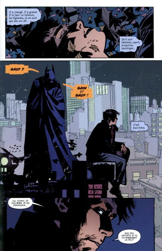 Batman créature de la nuit 1