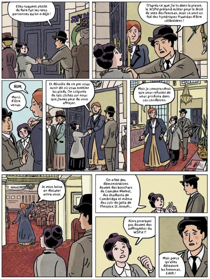 Jujitsuffragettes_les amazones de Londres_Coup de tete Delcourt_p15