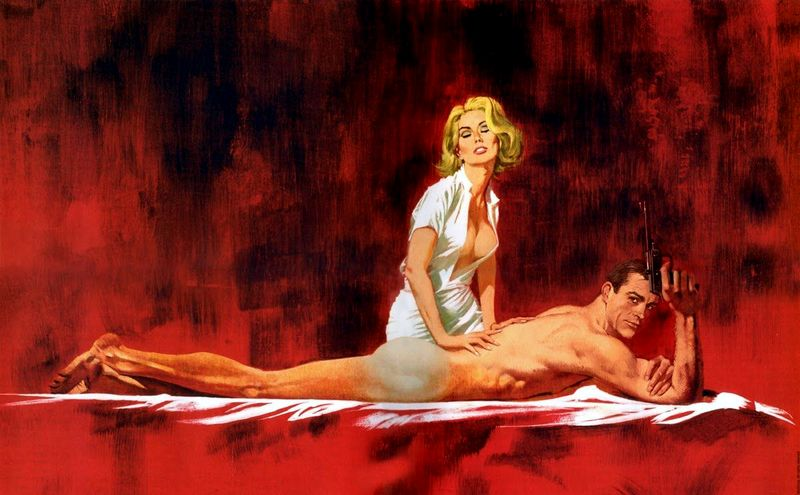 Robert McGinnis 007