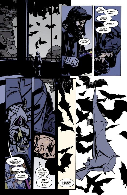 Urban comics - batman créature de la nuit
