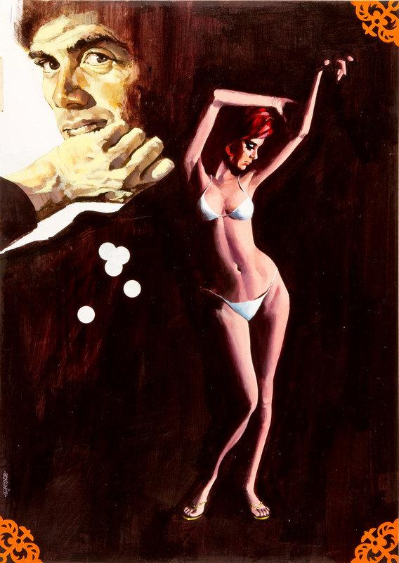 Paperback Cover Illustration