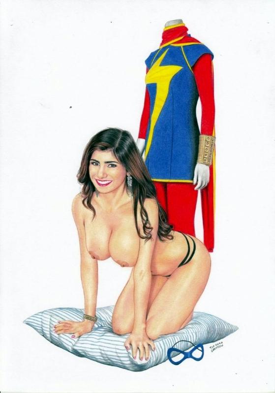 Ms Marvel Kamala