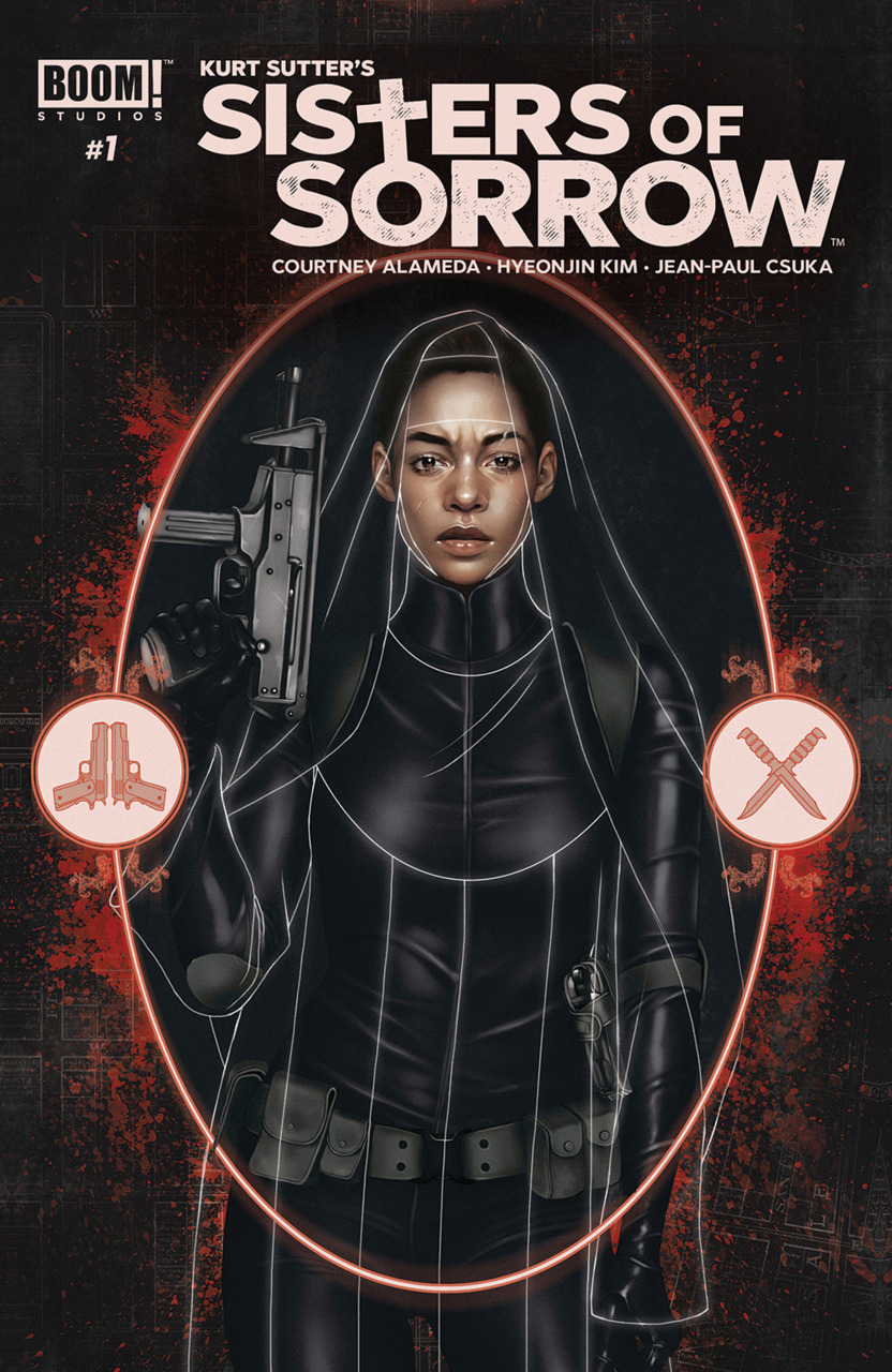sisters of sorrow 1 variant cover