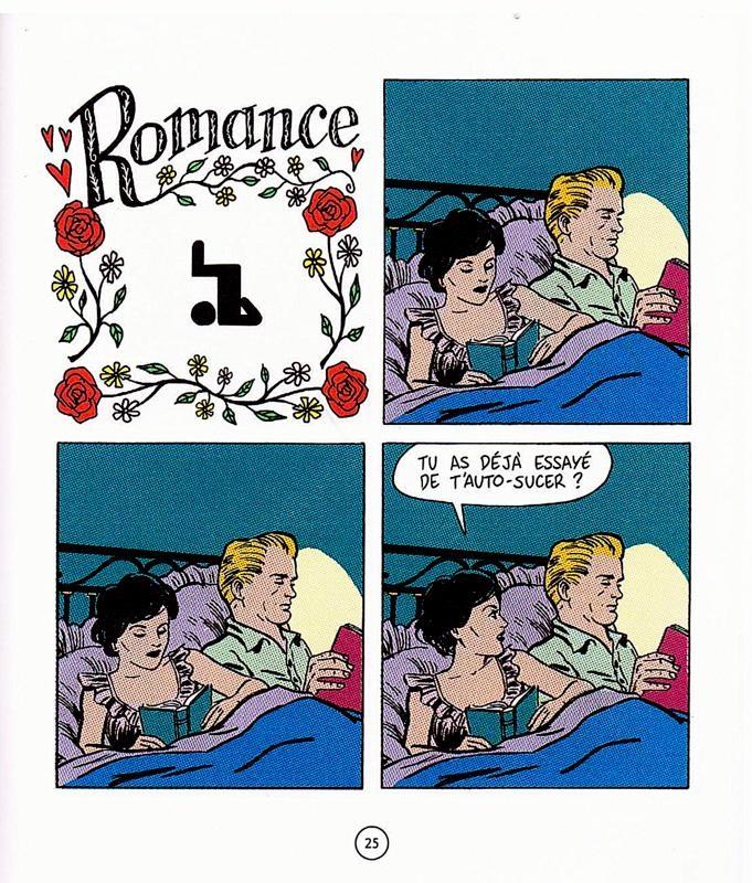 Romance par elric