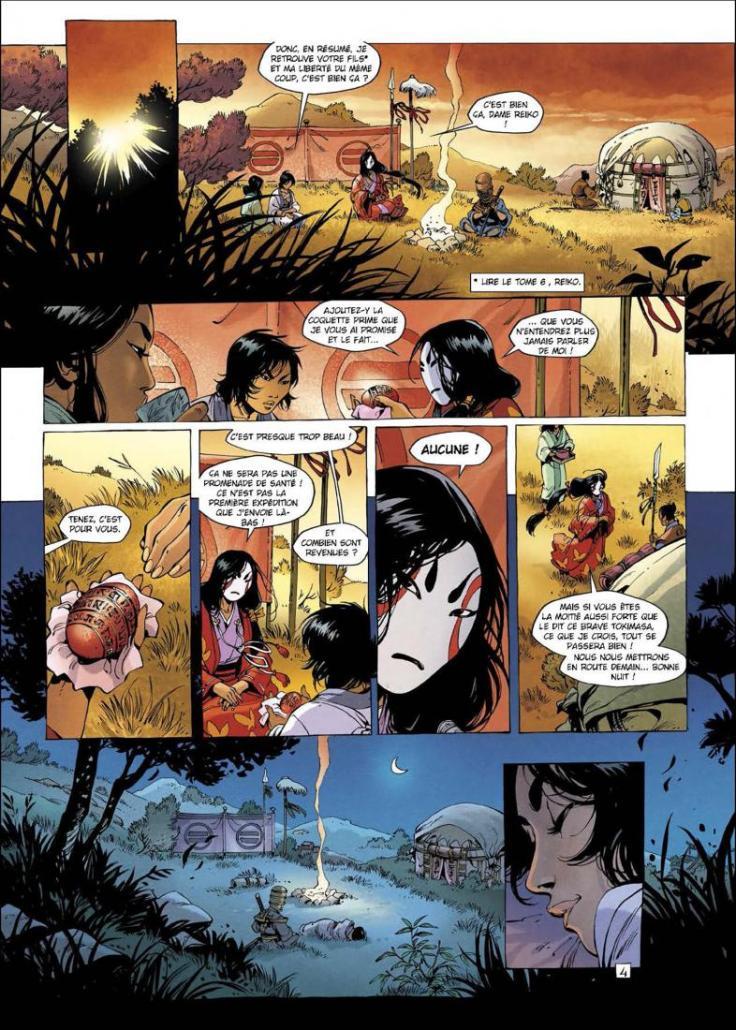 Samurai-Legendes_T07_lile du yokai noir_Di giorgio_Mormil_editions soleil_extrait2