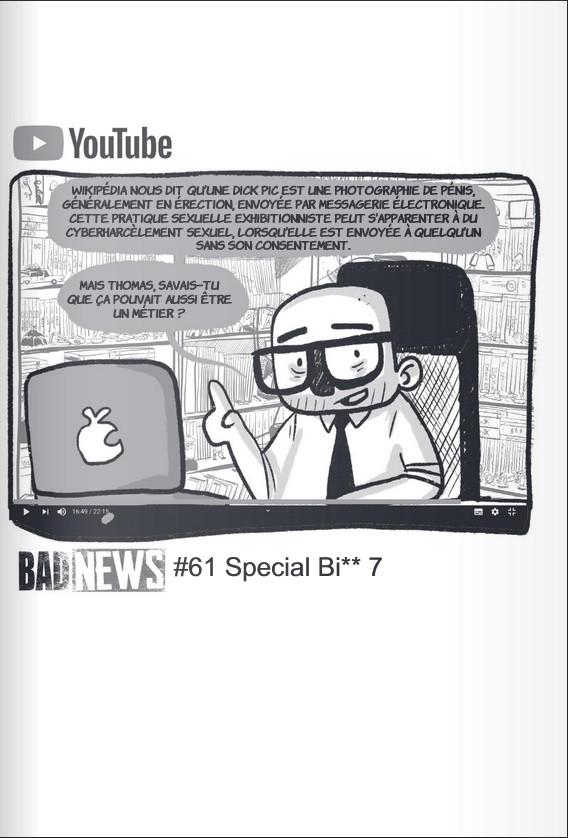 Bad news_lhistoire du porn_Davy Mourier_Shampooing_extrait
