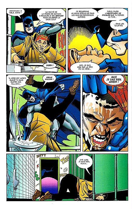 Batman Mythology 3
