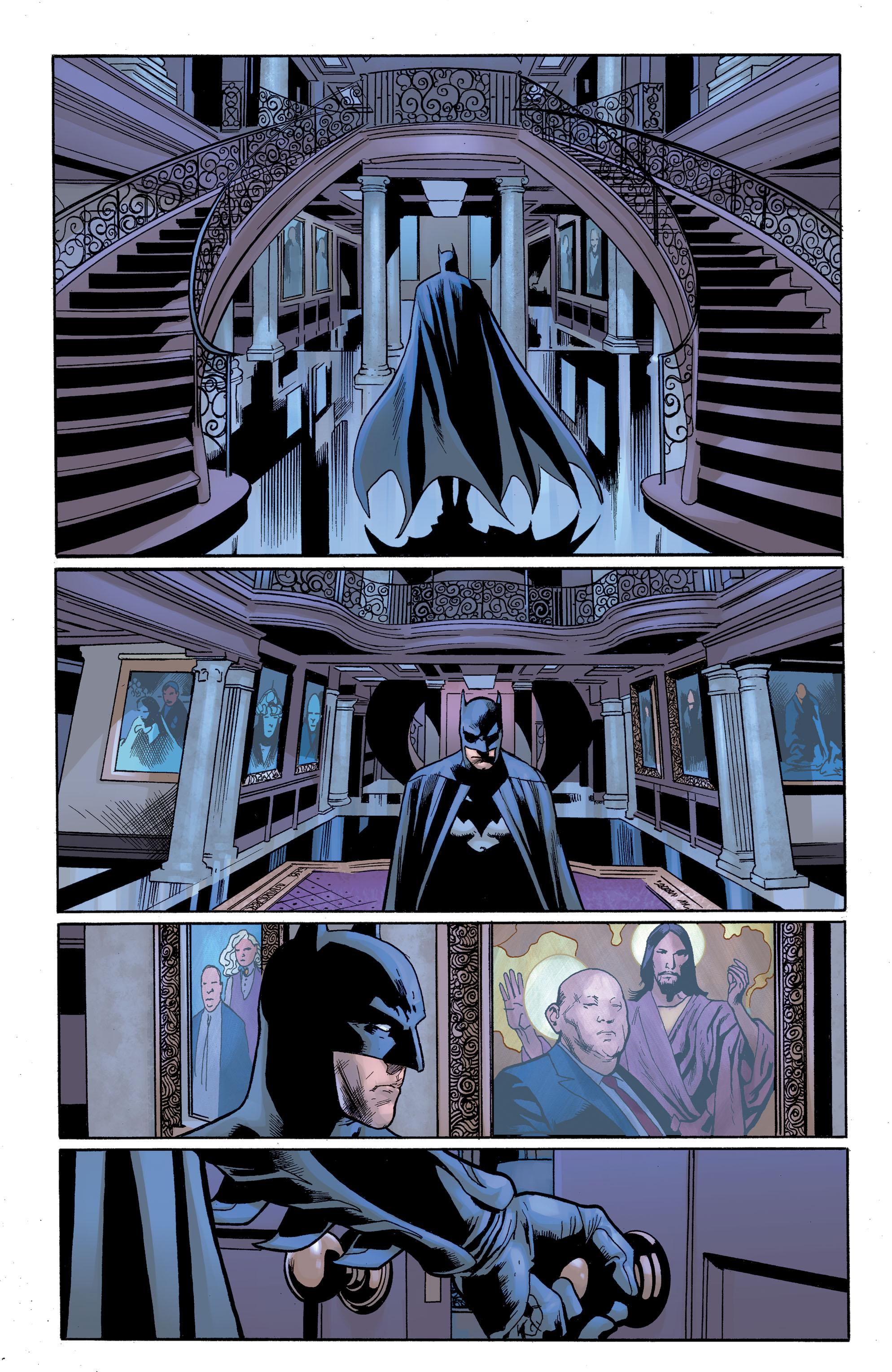 The Batman's Grave 003-007