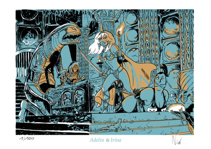 Adelin et Irina_T02_Lepee de la domination_Nicolas NICO Van de Walle_Edition du tiroir_extrait3