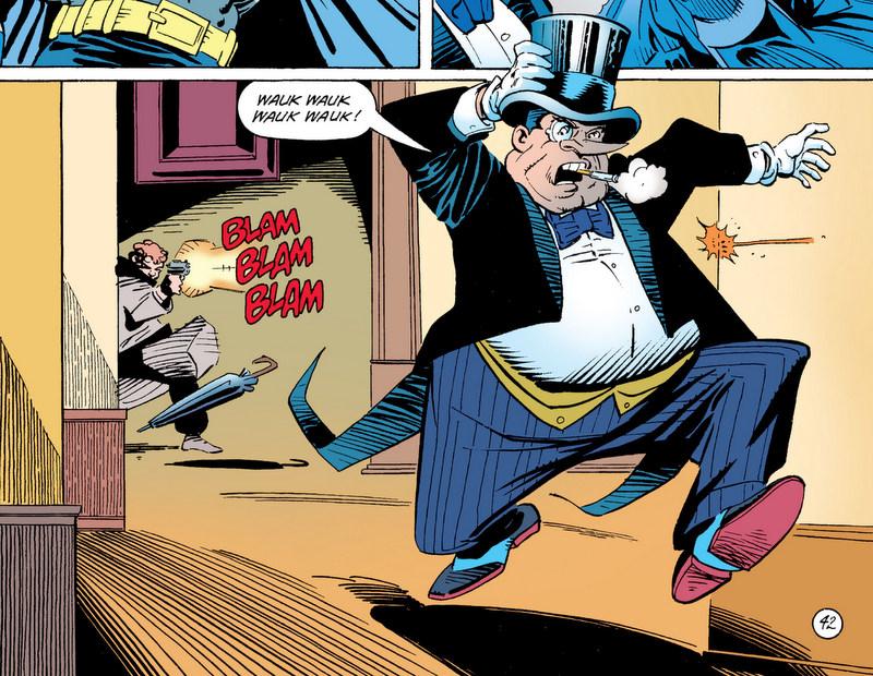 Batman Arkham - Penguin-143