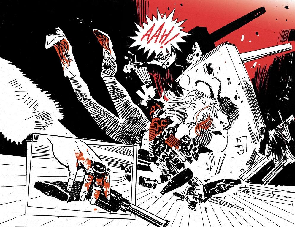 Harley Quinn Black + White + Red (2020-) 010-014
