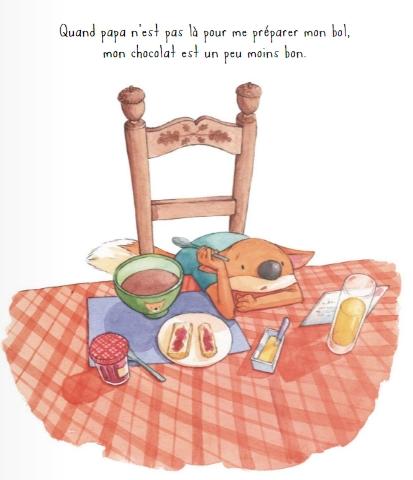 Quand papa n'est pas la_Kennes Jeunesse_Joris Chamblain_Lucile Thibaudier_extrait