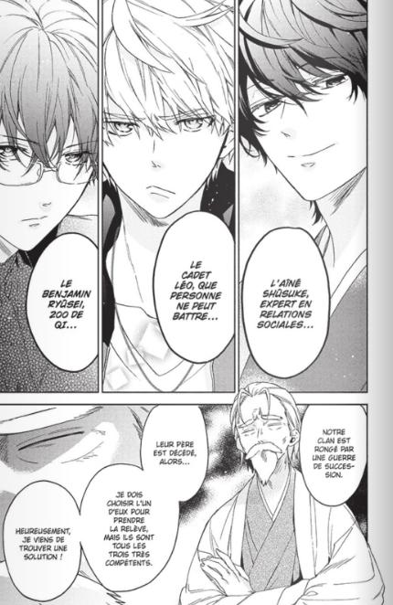Trois Yakuzas pour une Otaku_T01_Narumi Hasegaki_Soleil manga_extrait2