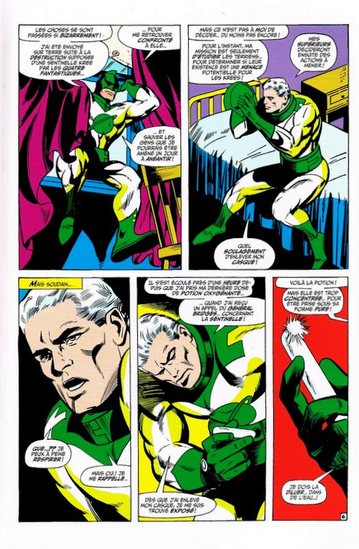 captain Marvel - Don Heck