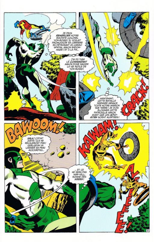 captain Marvel - gene colan