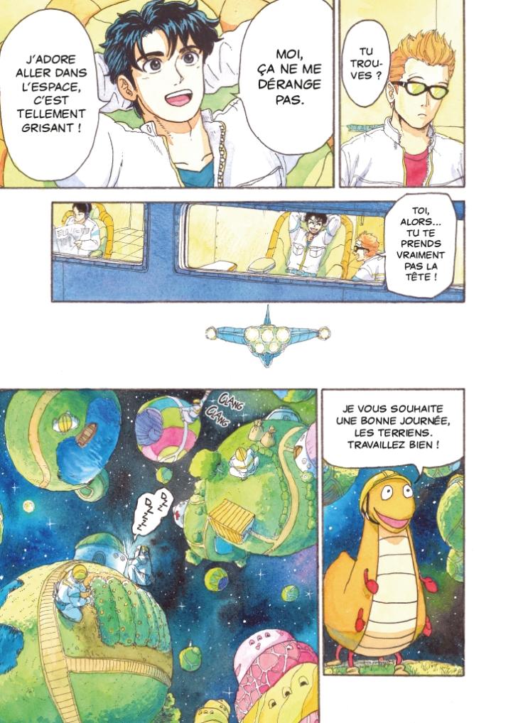 Comet Girl_T01_Yuriko Akase_Casterman_extrait