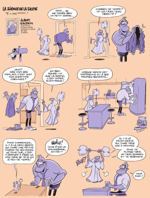 Pourquoi la sieste_coache par maitre roupillor_Sti_Buche_Bamboo edition_science