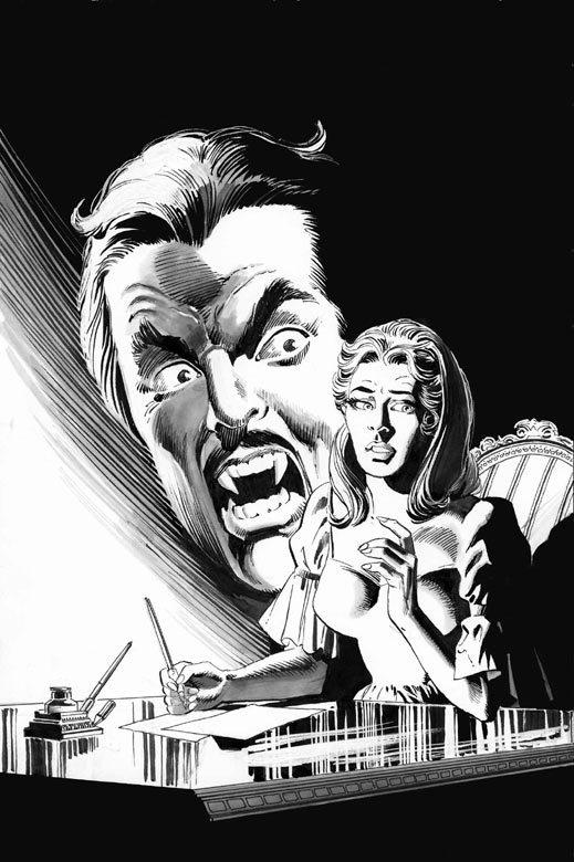 stokersdracula2 Dick Giordano